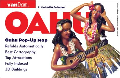 Oahu, Hawaii Pop-Up by VanDam