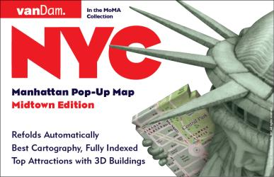 New York City, Midtown Pop-Up by VanDam