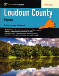 Loudoun County, Virginia, Atlas by Kappa Map Group