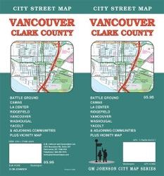 Vancouver and Clark County, Washington by GM Johnson