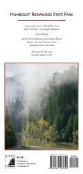 Humboldt Redwoods State Park, waterproof by Redwood Hikes Press