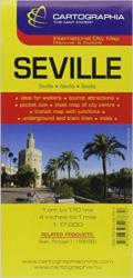 Seville, Spain by Cartographia
