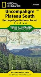 Uncompahgre Plateau, South, Map 146 by National Geographic Maps
