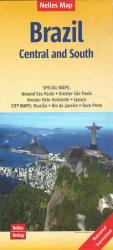 Brazil, Central and South by Nelles Verlag GmbH