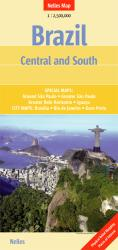 Brazil, Central and Southern by Nelles Verlag GmbH