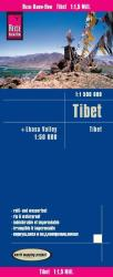 Tibet & Lhasa Valley by Reise Know-How Verlag