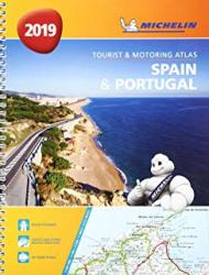 Spain and Portugal, Road Atlas (460) by Michelin Maps and Guides