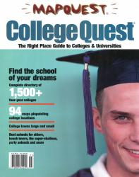 College Quest, The Right Guide to Colleges and Universities by MapQuest, Inc.