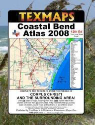 Corpus Christi, Texas Area Atlas by Texmaps