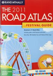 United States, 2011 Road Atlas & Festival Guide by Rand McNally