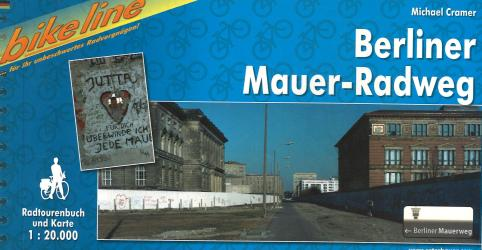 Berliner Mauer-Radweg Cycling Guide by Bikeline