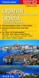 Croatia and Veneto, Italy by Kunth Verlag