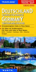 Germany, Switzerland and Austria by Kunth Verlag