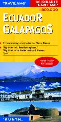 Ecuador and the Galapagos by Kunth Verlag