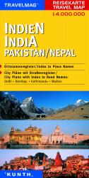 India, Pakistan, and Nepal by Kunth Verlag