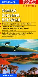 Namibia and Botswana by Kunth Verlag