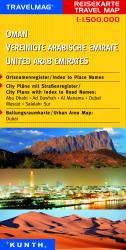 Oman and the United Arab Emirates by Kunth Verlag