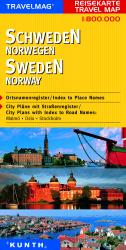 Sweden and Norway by Kunth Verlag
