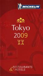 Tokyo, Japan, Red Guide by Michelin Maps and Guides