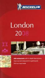 London, United Kingdom, Red Guide by Michelin Maps and Guides