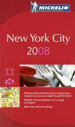 New York City, New York, Red Guide by Michelin Maps and Guides