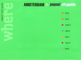 Amsterdam, Netherlands, CityGuide with PopOut Maps by Globe Pequot Publishing