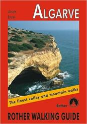 Algarve, Walking Guide by Rother Walking Guide, Bergverlag Rudolf Rother
