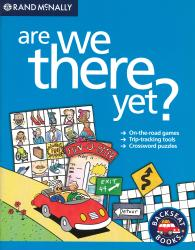 """Kids' """"Are We There Yet?"""" Travel Book by Rand McNally"""