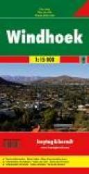 Windhoek City Map by