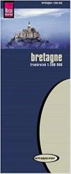 Bretagne Travel Map by Reise Know-How Verlag