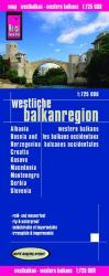 Balkans, Western by Reise Know-How Verlag