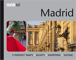 Madrid Inside Out Guide by PopOut Products