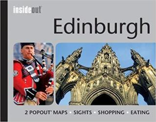 Edinburgh Inside Out Guide by PopOut Products