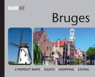 Bruges Inside Out Guide by PopOut Products