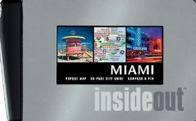Miami Inside Out Guide by PopOut Products