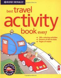 Best Travel Activity Book Ever! by Rand McNally