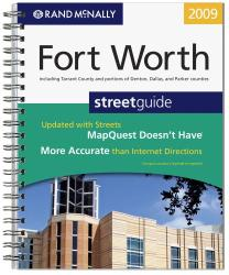 Fort Worth Street Guide Atlas by Rand McNally