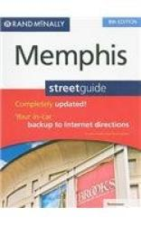 Memphis Street Guide Atlas by Rand McNally
