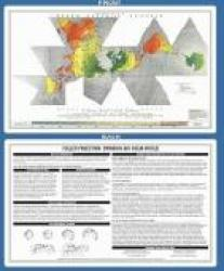 Buckminster Fuller Dymaxion Map Placemat by ODT, Inc.