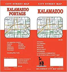Kalamazoo, Michigan by GM Johnson