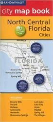 North Central Florida City Map Book by Rand McNally