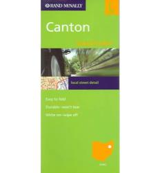 Canton Easyfinder Street Map by Rand McNally