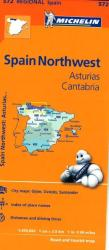 Asturias and Cantabria, Spain (572) by Michelin