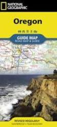 Oregon GuideMap by National Geographic Maps