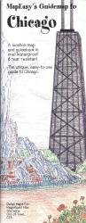 Chicago, Illinois Guidemap by MapEasy, Inc.