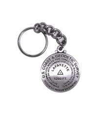 Mt. Lafayette, New Hampshire keychain by Geo-Situ