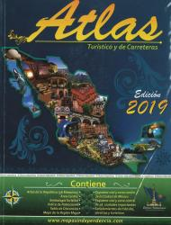 Atlas of Mexico, Tourist Routes and Roads by Ediciones Independencia