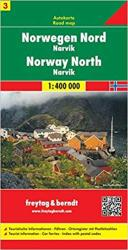 Norway, North, Narvik by Freytag, Berndt und Artaria