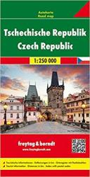Czech Republic by Freytag und Berndt