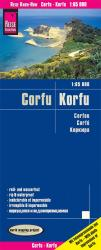Corfu, Greece by Reise Know-How Verlag